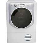 more details on Hotpoint AQC9BF7I Condenser Tumble Dryer - Install/Del/Recyc