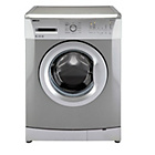 more details on Beko WMB61221S 6KG 1200 Spin Washing Machine - Silver.
