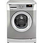 more details on Beko WMB61431 6KG 1400 Spin Washing Machine - Silver.