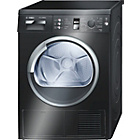 more details on Bosch WTE863B1GB Tumble Dryer - Black.
