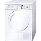 more details on Bosch WTE84301GB Condenser Tumble Dryer - White.