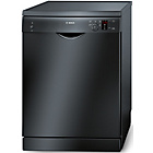more details on Bosch SMS50T06GB Full Size Dishwasher - Black.