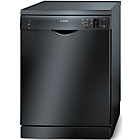 more details on Bosch SMS50T06GB Black Full Size Dishwasher - Express Del.
