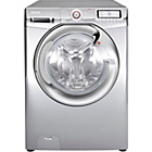 more details on Hoover DYN11146P8CH 11KG 1400 Spin Washing Machine- Silver.