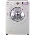 more details on Hoover Dynamic WDYN9666PG Condenser Washer Dryer - White.