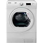 more details on Hoover Aquavision DYC7813NB Condenser Tumble Dryer - White.