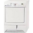 more details on Zanussi ZDC68560W Condenser Tumble Dryer - White.
