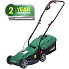 more details on Qualcast Cordless Lawnmower- 24V Lithium 4Ah Battery.