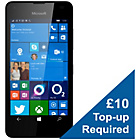 more details on O2 Microsoft Lumia 550 Mobile Phone.