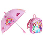 more details on Disney Princess Backpack and Umbrella.