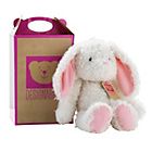 more details on Chad Valley Designabear White Bunny Soft Toy.