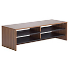 more details on Turin TV Unit - Black & Walnut Effect.