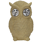 more details on Solar Stone Owl Light.
