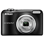 more details on Nikon Coolpix A10 16MP 5xZoom Compact Digital Camera - Black