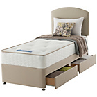 more details on Sealy Revital Backcare Memory Single 2 Drw Divan Bed.