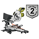 more details on Guild 210mm Sliding Mitre Saw with Laser - 1700W.
