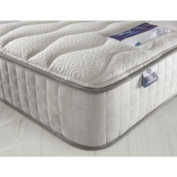 Buy silentnight middleton pocket memory foam single for Online shopping for mattress