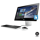 "more details on HP 23"" Pavilion AMD A10 8GB 2TB Touch All-in-One PC - White."