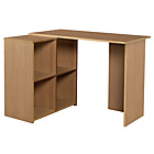 more details on Calgary Corner Desk - Oak Effect.
