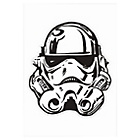more details on Disney Star Wars Stormtrooper Maxi Sticker.