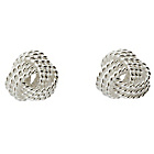 more details on Sterling Silver Knot Stud Earrings.