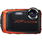 more details on Fujifilm XP90 FinePix 16MP Tough Digital Camera - Orange.