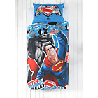 more details on Batman vs Superman Panel Children's Bedding Set - Single.