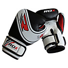 more details on RDX 6oz Childs Boxing Gloves - White and Black
