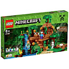 more details on LEGO Minecraft Jungle Tree House - 21125.
