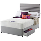 more details on Silentnight Bardney Pocket 1000 Luxury Kingsize 2 Dr Divan.
