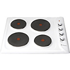 more details on Hotpoint First Edition E604W Hob - White