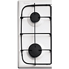 more details on Hotpoint G640SW White Built-In Gas Hob - Del/Recycle.