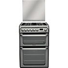 more details on Hotpoint HUD61G Dual Fuel Cooker - Instal/Recycle.