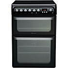 more details on Hotpoint HUE61K Electric Cooker - Black.