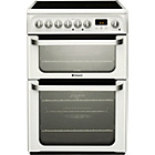more details on Hotpoint HUE61P Electric Cooker - White.