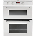 more details on Indesit FIMU23WH Double Electric Oven - White.