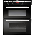 more details on Indesit FIMU23BK Double Electric Oven - Black.