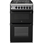 more details on Indesit IT50D1X Dual Fuel Cooker  - Install/Del/Recycle.