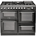 more details on Cannon CH10456GF Dual Fuel Range Cooker - Del/Recycle.