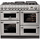more details on Cannon CH10750GF S/Steel Gas Range Cooker - Del/Recycle.