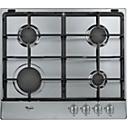 more details on Whirlpool AKR311IX 60cm Gas Hob - Stainless Steel.