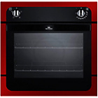 more details on New World NW601FR Single Electric Oven - Red.