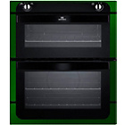 more details on New World NW701DOG Built-In Double Electric Oven - Green.