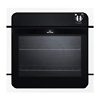 more details on New World NW601GW Single Gas Oven - Black and White.