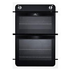 more details on New World NW901GW Built-In Single Gas Oven - White.