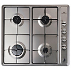 more details on New World NWGHU601 Gas Hob - Stainless Steel.
