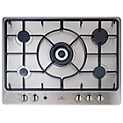 more details on New World NWGHU701 Gas Hob - Stainless Steel.