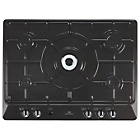 more details on New World NWGHU701 Gas Hob - Black.