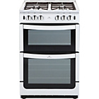 more details on New World 551GTCW Single Gas Cooker - White.