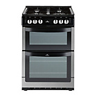 more details on New World 551GTCSS Single Gas Cooker - S/Steel.